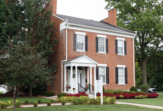 About the Center for Hope & Healing, St. Charles County - Grief Support Services St Charles